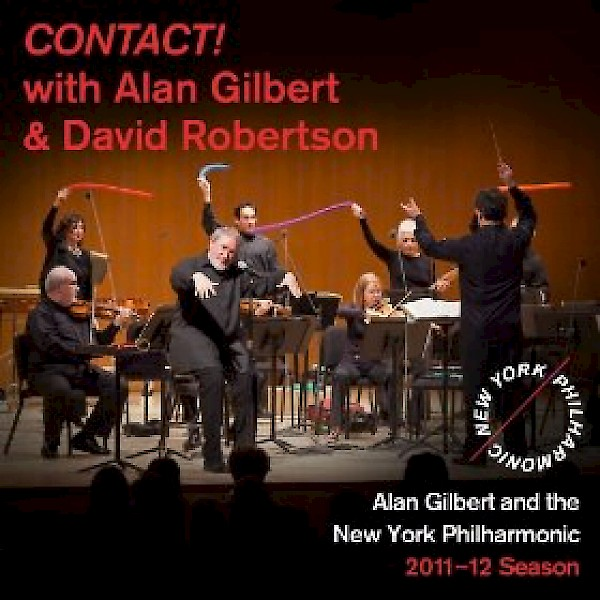 New York Philharmonic: CONTACT! Elliott Carter's Two Controversies and a Conversation
