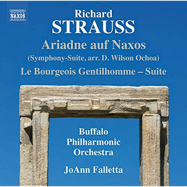 Richard Strauss: Le Bourgeois Gentilhomme, Buffalo Philharmonic Orchestra
